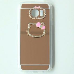 Funda Galaxy S7 Edge Espejo Hello Kitty