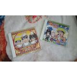 2 Discos Cd Naruto En Japones