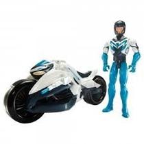 Max Steel Max + Turbo Moto Transformável - Mattel