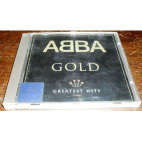 Abba - Gold - Cd Original Excelente Estado Musimundo