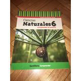 Libro Ciencias Naturales 6 Editorial Santillana