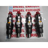 Juego De Inyectores Peugeot 504 Xd3 Diesel-enrique