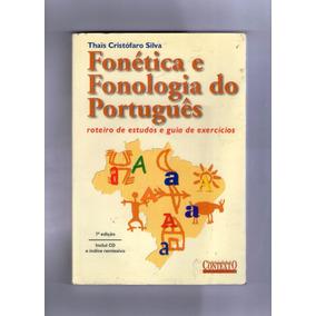 Fonética E Fonologia Do Português Roteiro De Estudos Com Cd