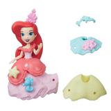 Boneca Princesas Disney - Mini Princesa E Vestido - Ariel B5