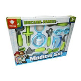 Juguete Doctor Play Set