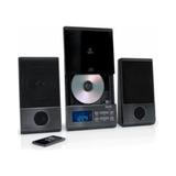 Equipo De Musica Radio Am Y Fm Cd Control Pantalla Lcd Reloj