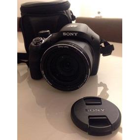 Máquina Fotográfica Sony Dsc-h400 - Retirada Peças