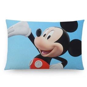 Encargo De Disney Mickey Mouse Almohada Tamaño Estándar De