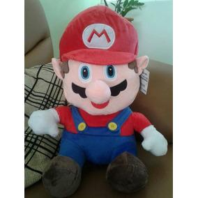 Peluche Mario Bros 50cms