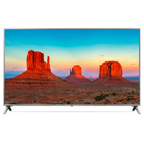 Smart Tv Led 4k Uhd 50 Lg Uk6520 Com Webos E Ia