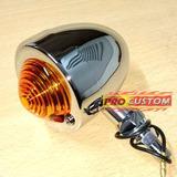 Faro Giro Bullet Motos Custom Choperas Tuning Jawa Bobber Hd