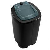 Tanquinho Mueller Semi-automático 7kg Preto 110v - Agile
