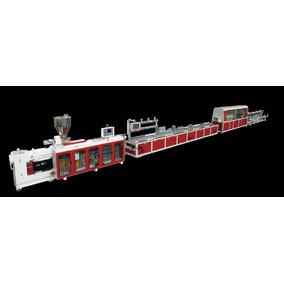 Servicio Fabricacion Extrusora Rolbatch - Tarima Wpc