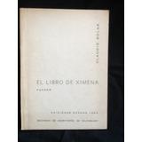 El Libro De Ximena. Poemas - Claudio Solar - Firmado Dedicad
