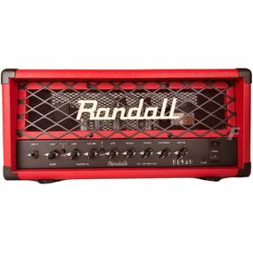 Randall Rd45h Head Cabeçote 45w Valvulado Footswitch