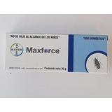 Max Force Gel Control De Plagas Cucarachas