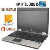 Laptop Hp 8440p Core-i5 Office Dvd-rw 320gb 4gb Antivirus