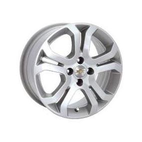 Roda 15 Vectra Elegance Prata E Grafite-valor De 2 Rodas