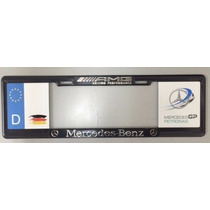 Marco Portaplaca Europeo Mercedes 504-43001