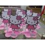 Centros De Mesa De Hello Kitty De 25cm