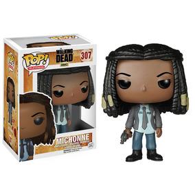Figura Michonne Season 5 The Walking Dead Pop! Funko