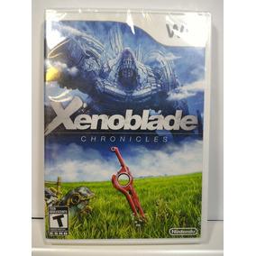 Xenoblade Chronicles - Wii - Americano - Lacrado