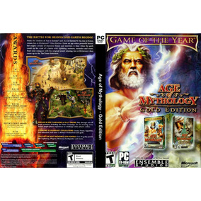 Age Of Mythology Gold Edition - Via E-mail Imediato