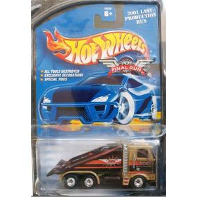 Hot Wheels Ramp Truck Final Run 2001