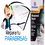 Kit Reparacion Vidrios Parabrisa Reparar Parabrisas Reparalo