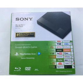 Blu Ray Sony Bdp S-1700 Nuevo A Estrenar. Bluray