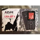 Celular Azumi L3ga Lite Il Cámara/video/mp3/linterna/radio