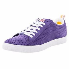 Tenis Puma Clyde X Undftd Gametime Ribbon Violet