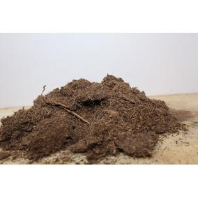 Turba/peatmoss Sphagnum Rubia 4kg Sustrato Para Germinación