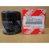 Filtro De Aceite Yzzf2 Corolla, Yaris, Terios, Camry