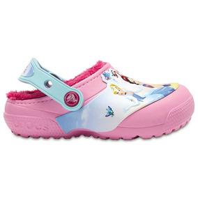 Crocs Originales Crocs Funlab Lined Princess Rosa Niñas 6i2