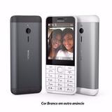 Celular N230+ Nokia G360 A395 4chips Fm B220 Branco