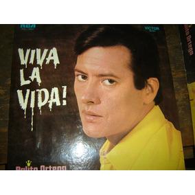 Palito Ortega - Viva La Vida- Vinilo Lp