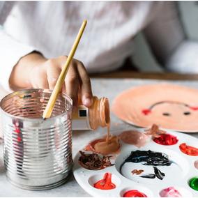 Dona Un Taller De Pintura / Celebración Día Del Niño