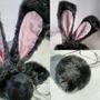Disfraz Accesorio Conejo Gris Judy Zootopia Boony