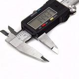 Paquimetro Digital Aco Inox 150 Mm + Estojo Mtx