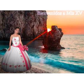 Plantillas De Xv Años, Bodas E Infantiles Psd Para Photoshop