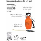 Fumigador Agricola Y Jardinero De 1 Galon Truper