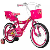 Bicicleta Triciclo Minnie Mouse Para Niña Aro 16 Disney