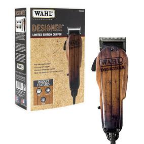 Maquina Afeitar Profesional Designer Wood Wahl Original