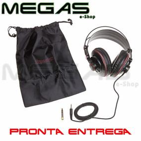Superlux - Fone Hd681 Para Dj Estúdio - Pronta Entrega