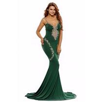 Sexy Elegante Vestido Largo Noche Fiesta 61353