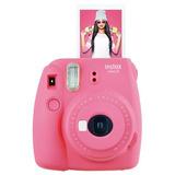 Cámara Instantánea Instax Mini 9 Fujifilm 1 Año De Garantía