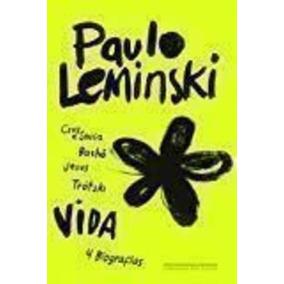 Livro Vida - 4 Biografias Paulo Leminski