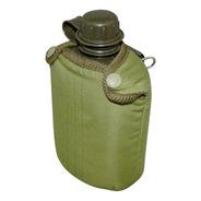 Cantil Nautika Ntk Plástico Estilo Militar Com Capa 900ml