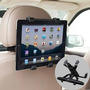 Soporte Auto Para Ipad Tablet Galaxy Tab Dvd Tv Ajustable
